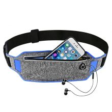 Hands-Free Adjustable Strap Fitness Waist Bag