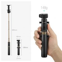 Comfortable Wireless Selfie Stick 3 in 1