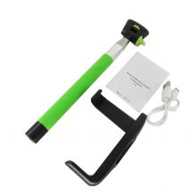 Bluetooth Extendable Handheld Selfie Stick for Mobile Phones