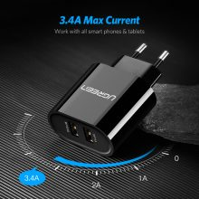 Fast Universal Dual USB Charger