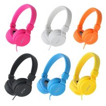Colorful On Ear Headphones